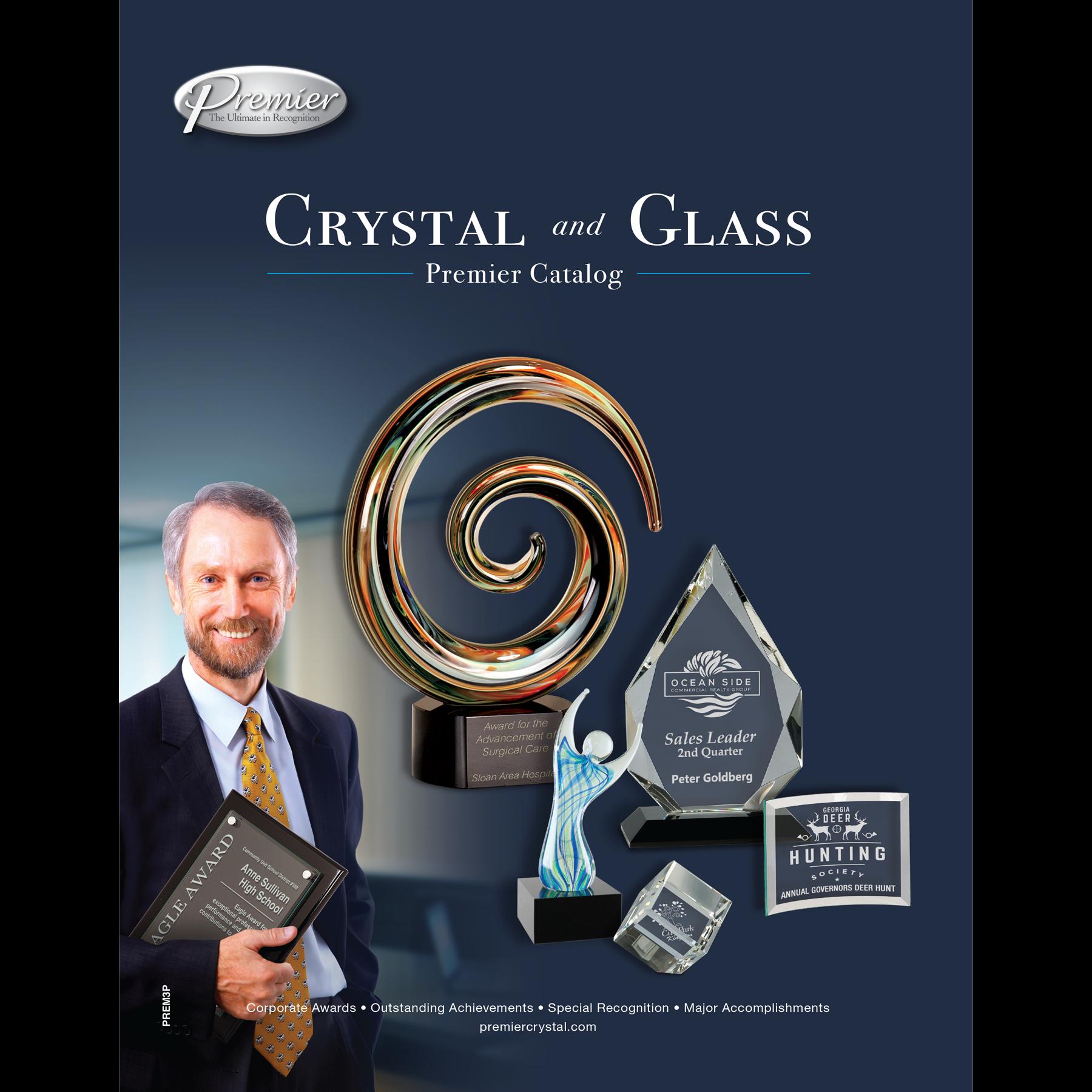 Premier Crystal Awards Click for catalog