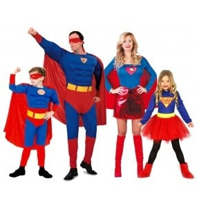 FAMILIA SUPERMAN