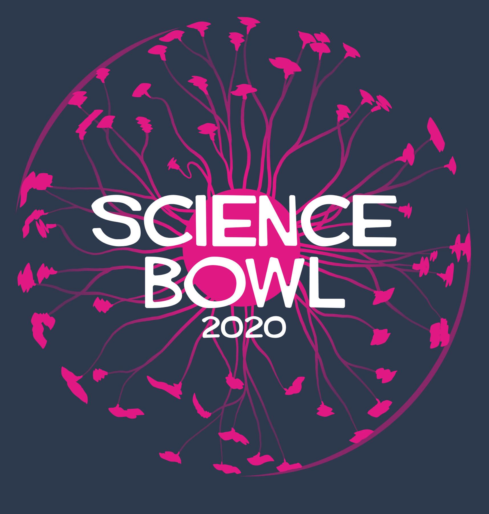 Science Bowl 2020 Branding