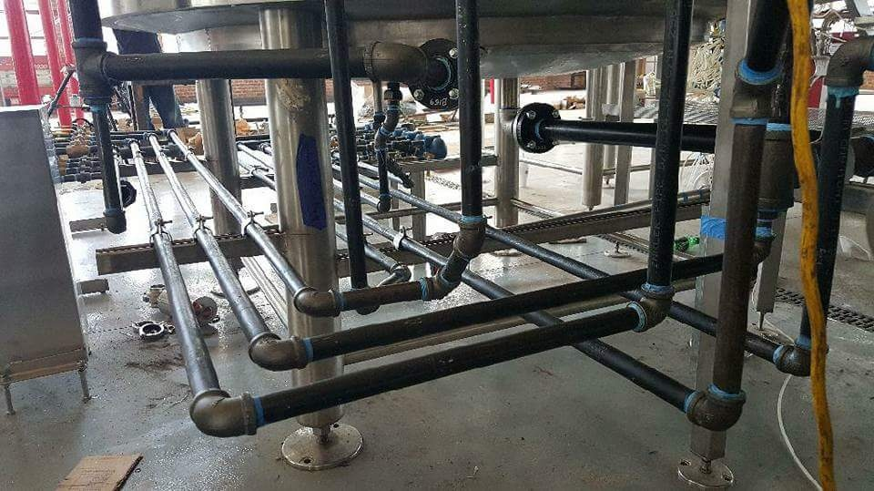 Commercial Pipes