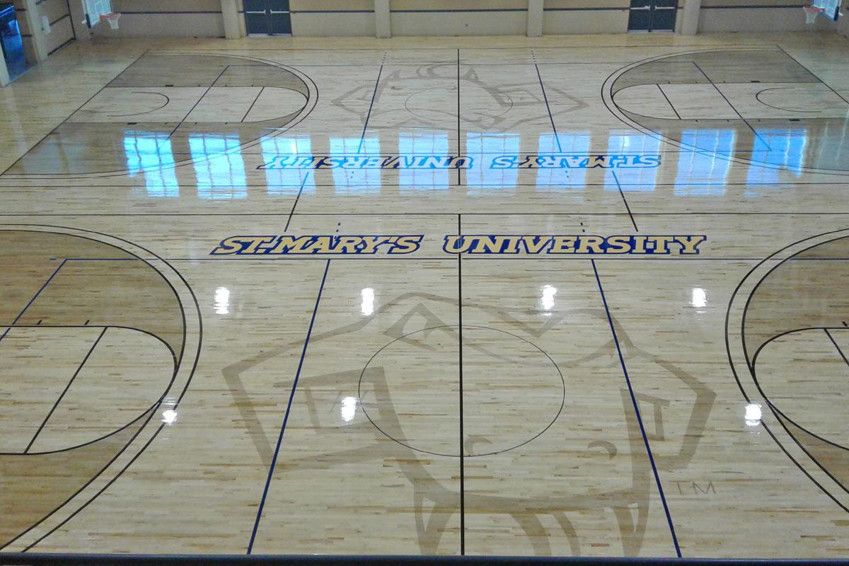 Sports Flooring 12