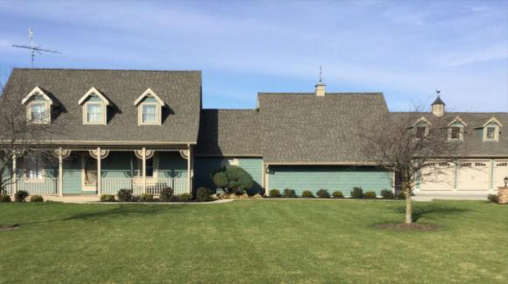 Continental, OH Roofing and Siding Completed September 2015