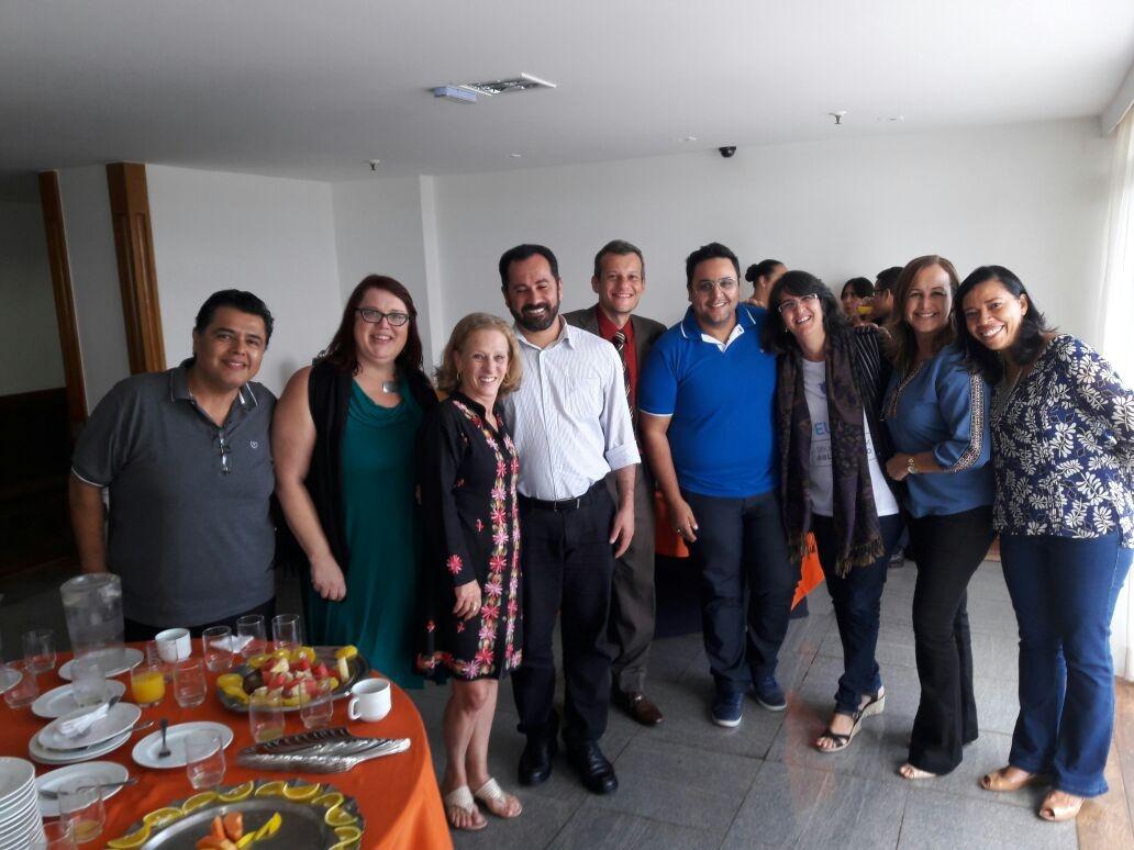 EM BRASÍLIA - FÓRUM DOS PRESIDENTES E ASSEMBLEIA GERAL DO SISTEMA CFB-CRBs