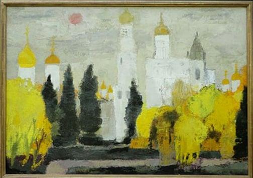 Autumn Kremlin