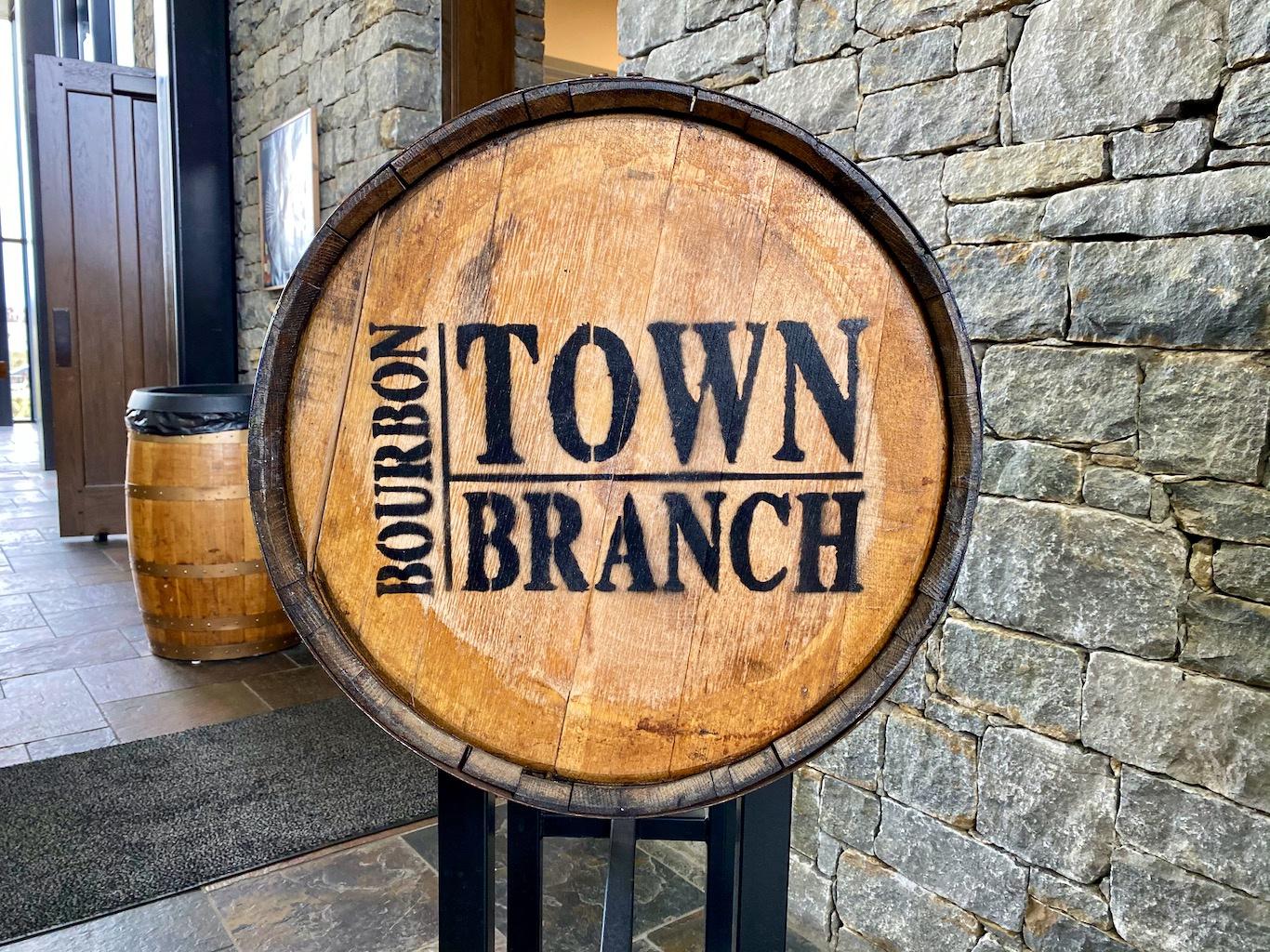 Lexington Brewing & Distilling Co (Town Branch Distillery)