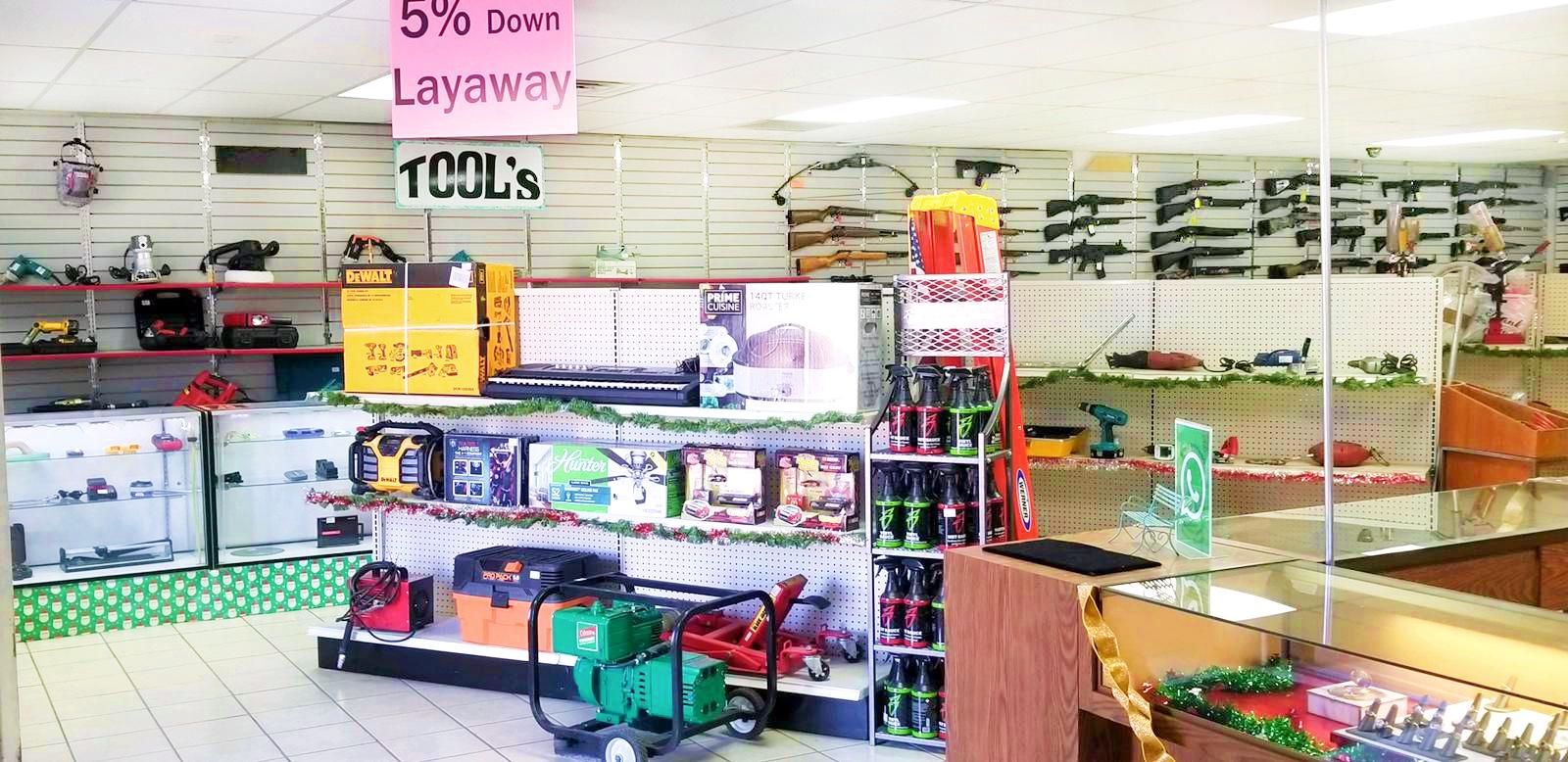 Pawn Shop 24