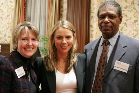 Lara Logan, CBS News, Magda du Preez and Leyland