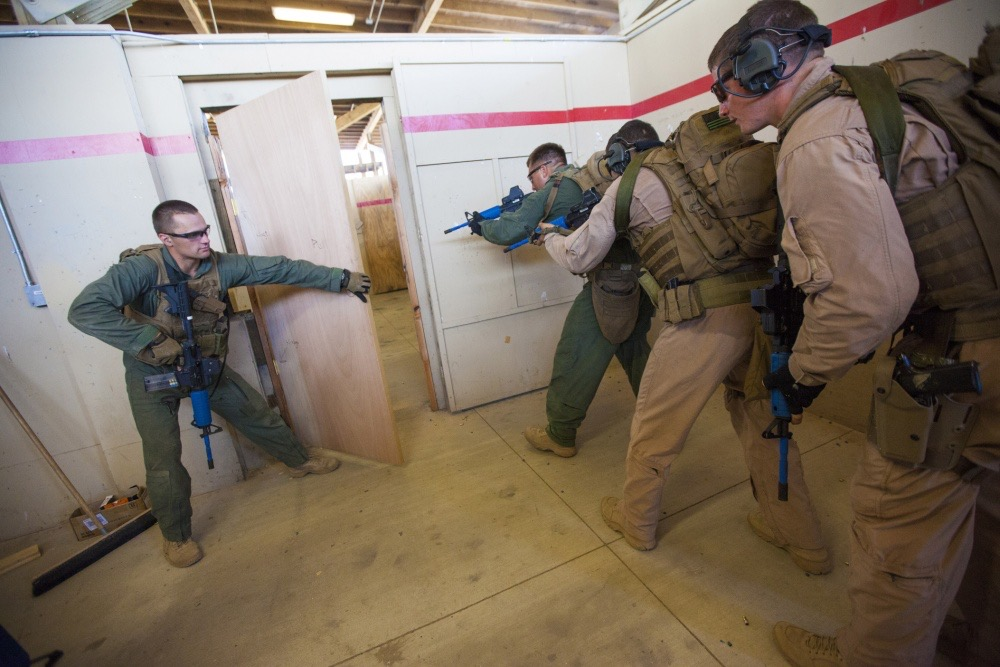 Tactical Shooters