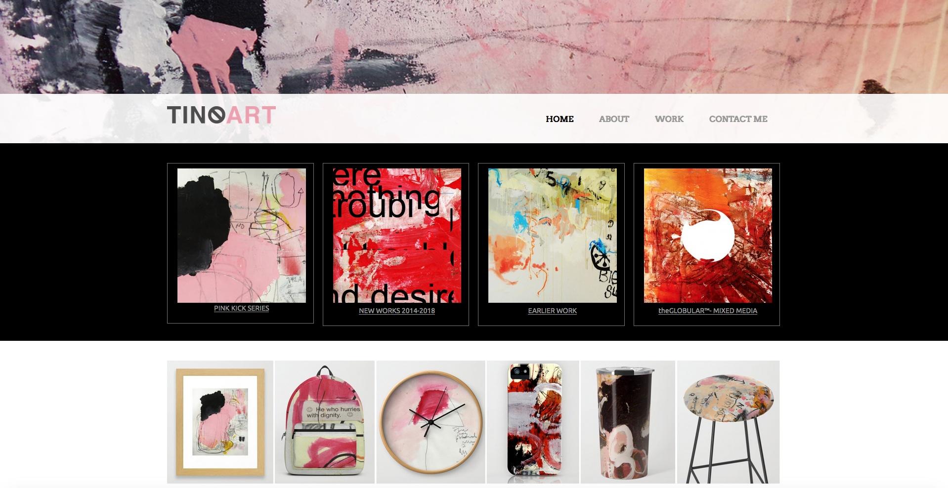 tino art web