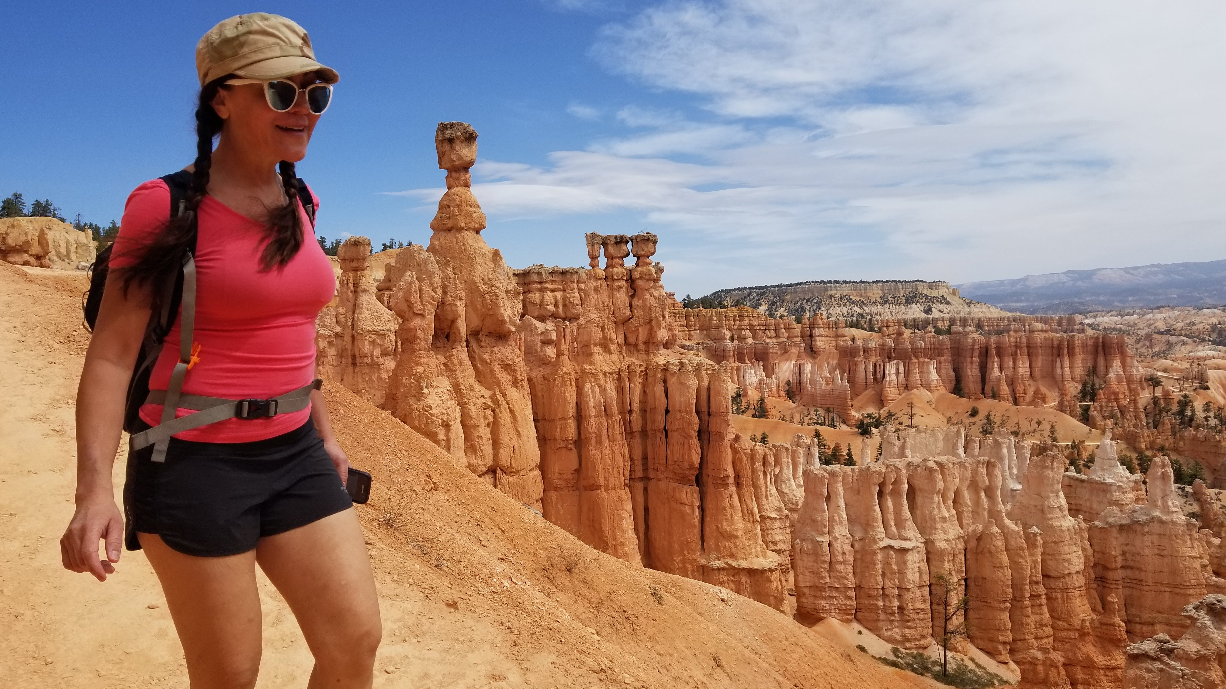 Hiking Bryce Canyon National Park