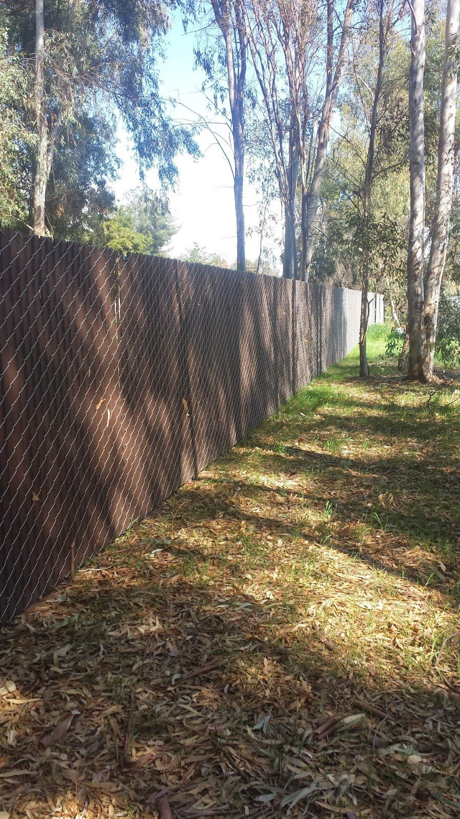 Wood and Metal Fencing