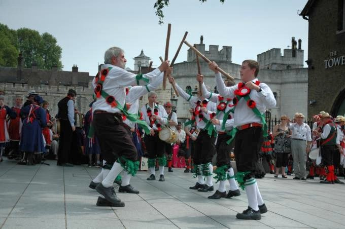 Greensleeves at the Tower of London
