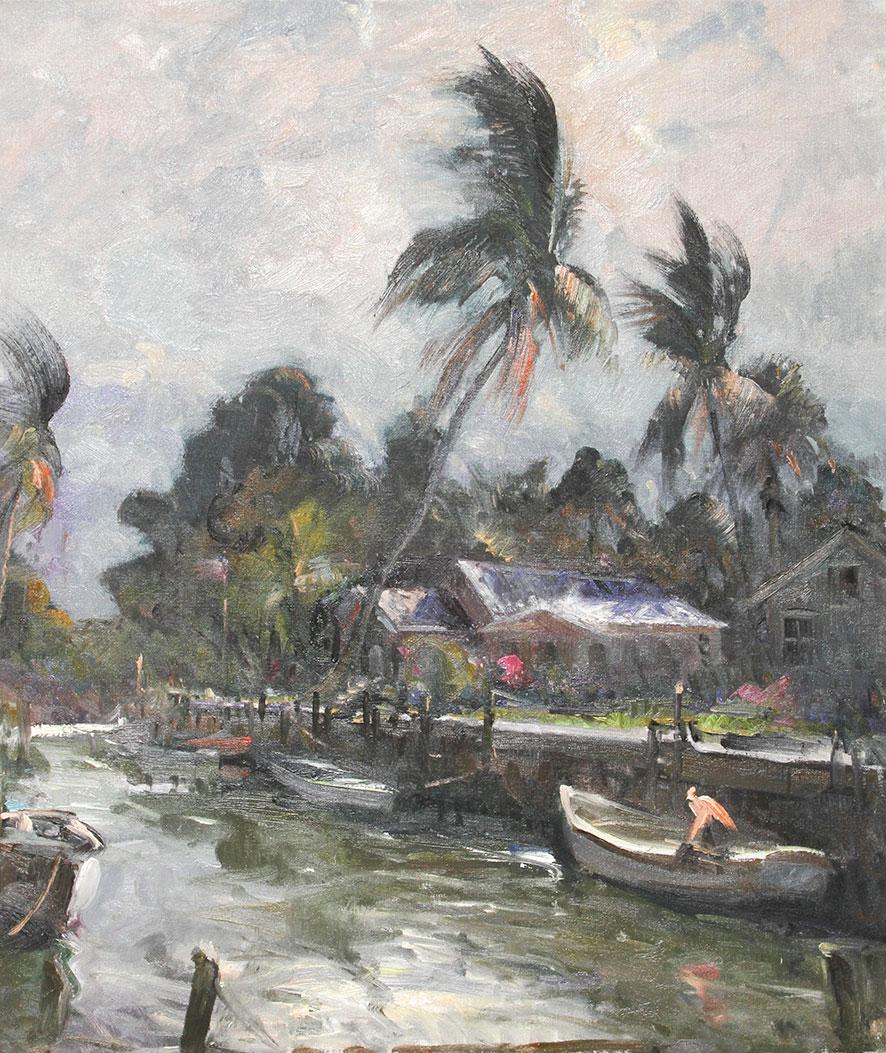 Florida Canal 30x36
