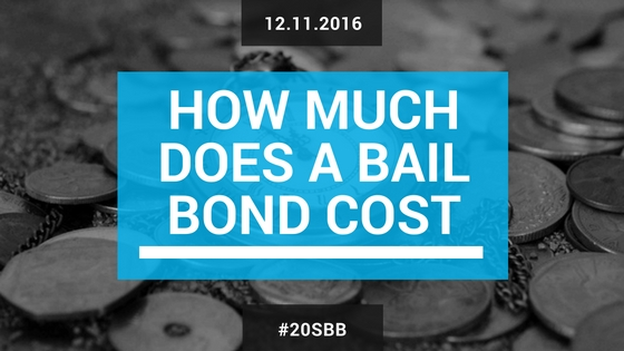 How Much Does a Bail Bond Cost?