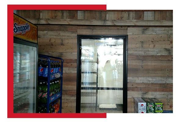 Walk-In Store Cooler