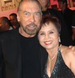 Vasana and John Paul DeJoria