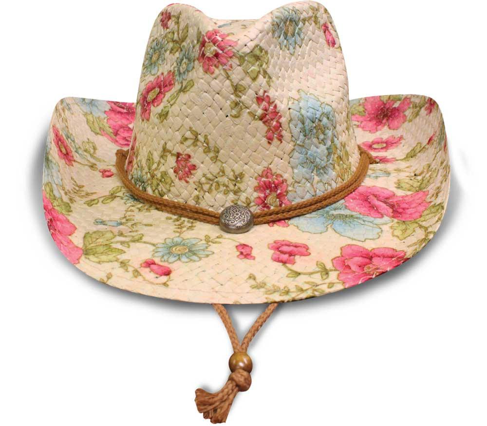 Floral Hat 2