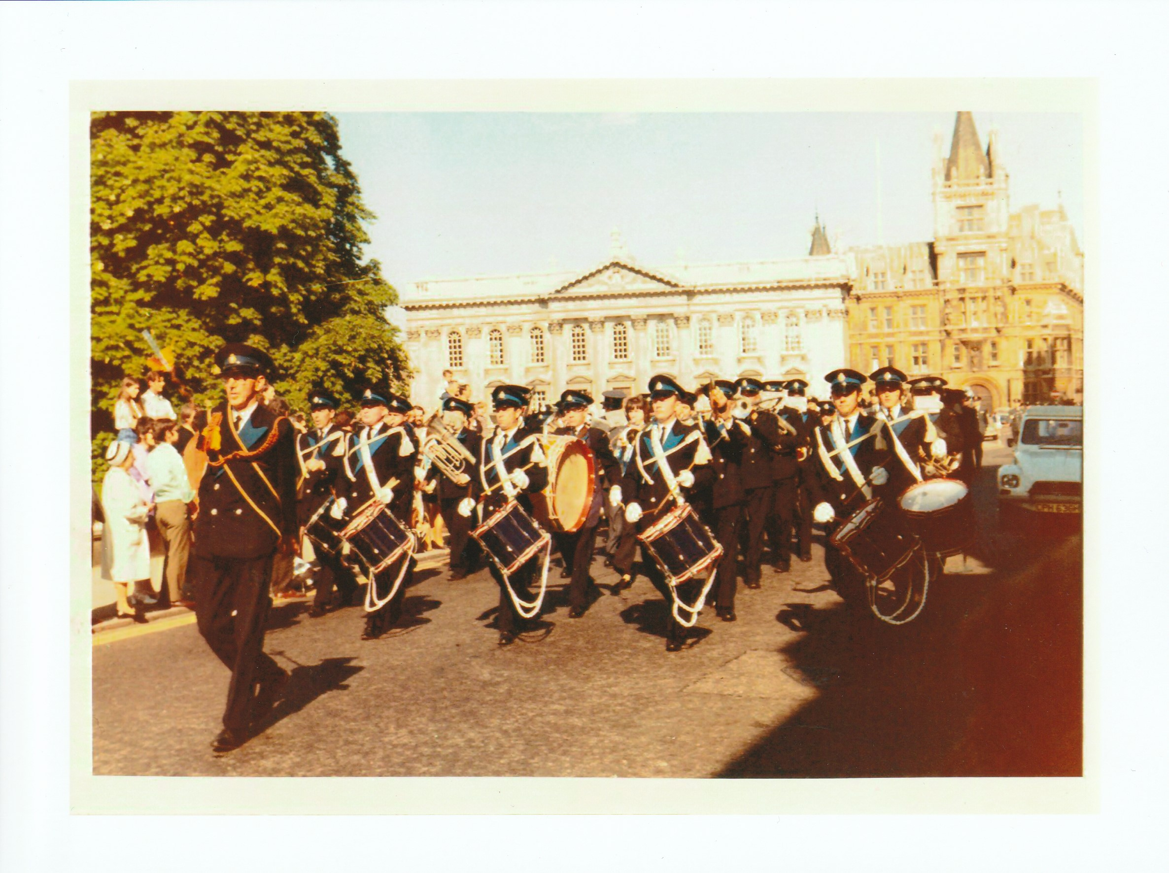 Ely Band, Cambridge, Early 1970s