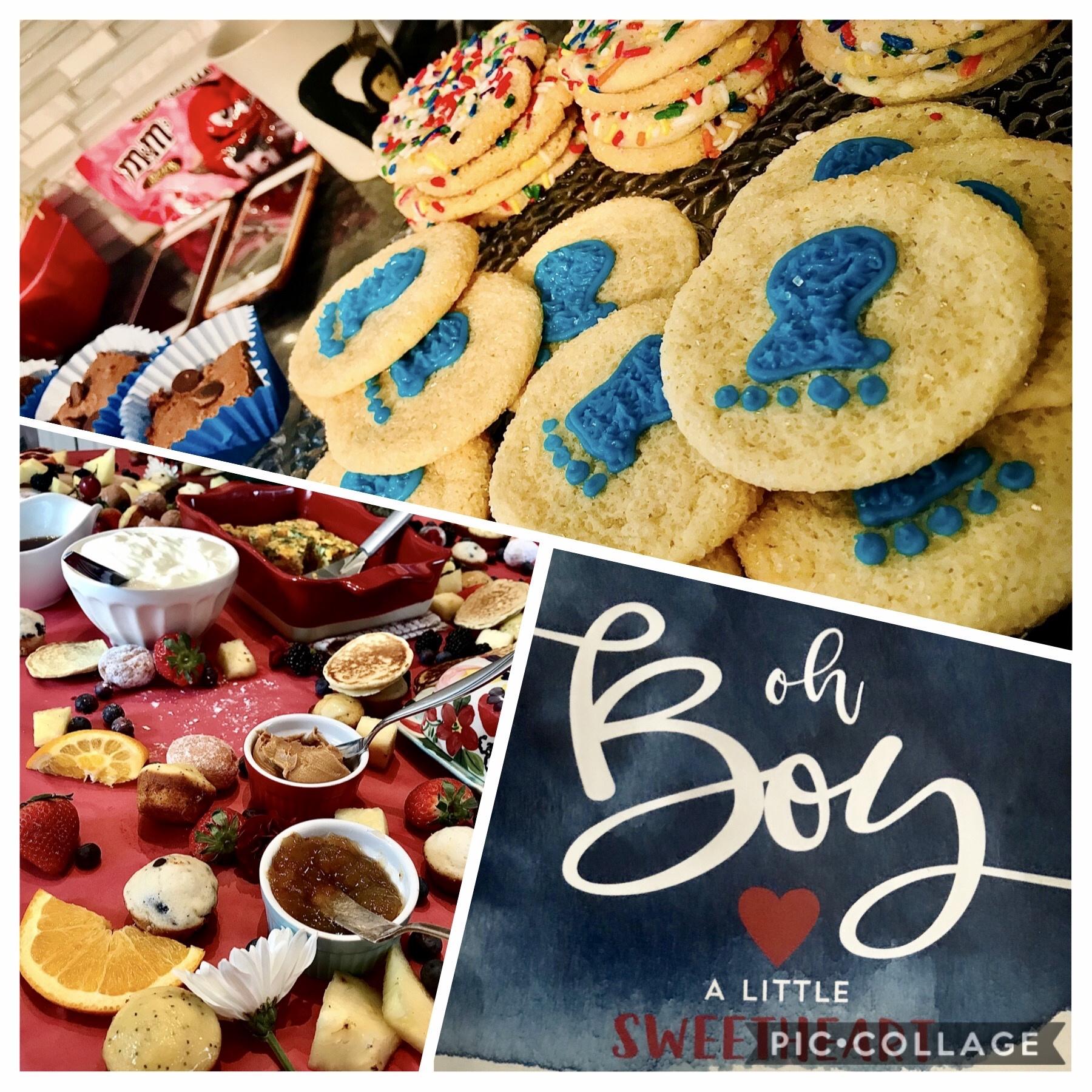 Catered Cookies, Brownies and Rice Krispies