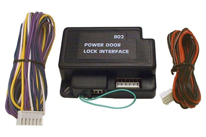 Wo Door Power Lock Relay Wiring on