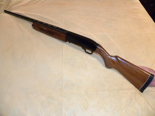 12 GA Shotgun