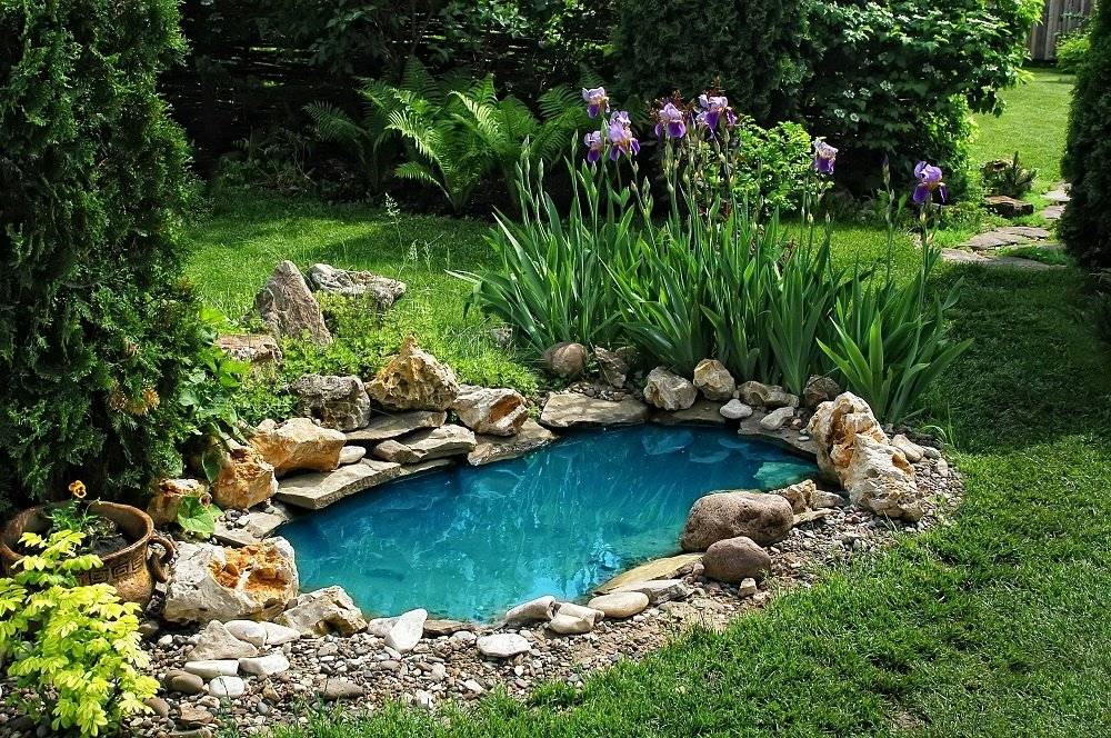 Different Types Of Landscaping Water Features