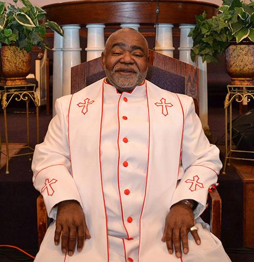 Pastor Henderson