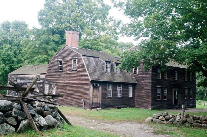 Hartwell Tavern - Concord, Ma
