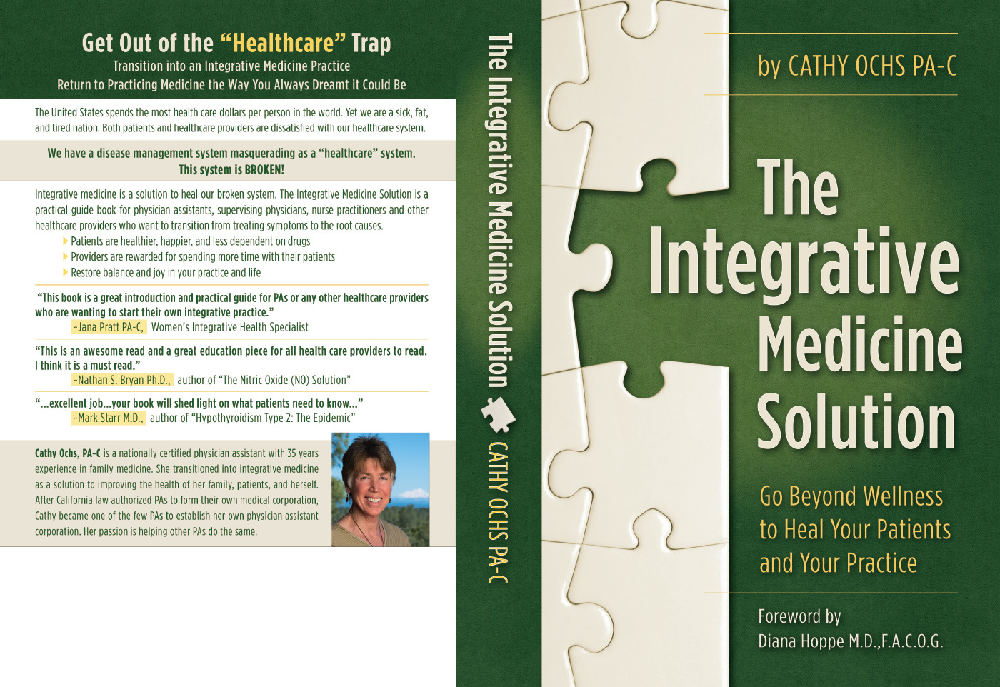 The Integrative Medicine Solution | Cathy Ochs PA-C