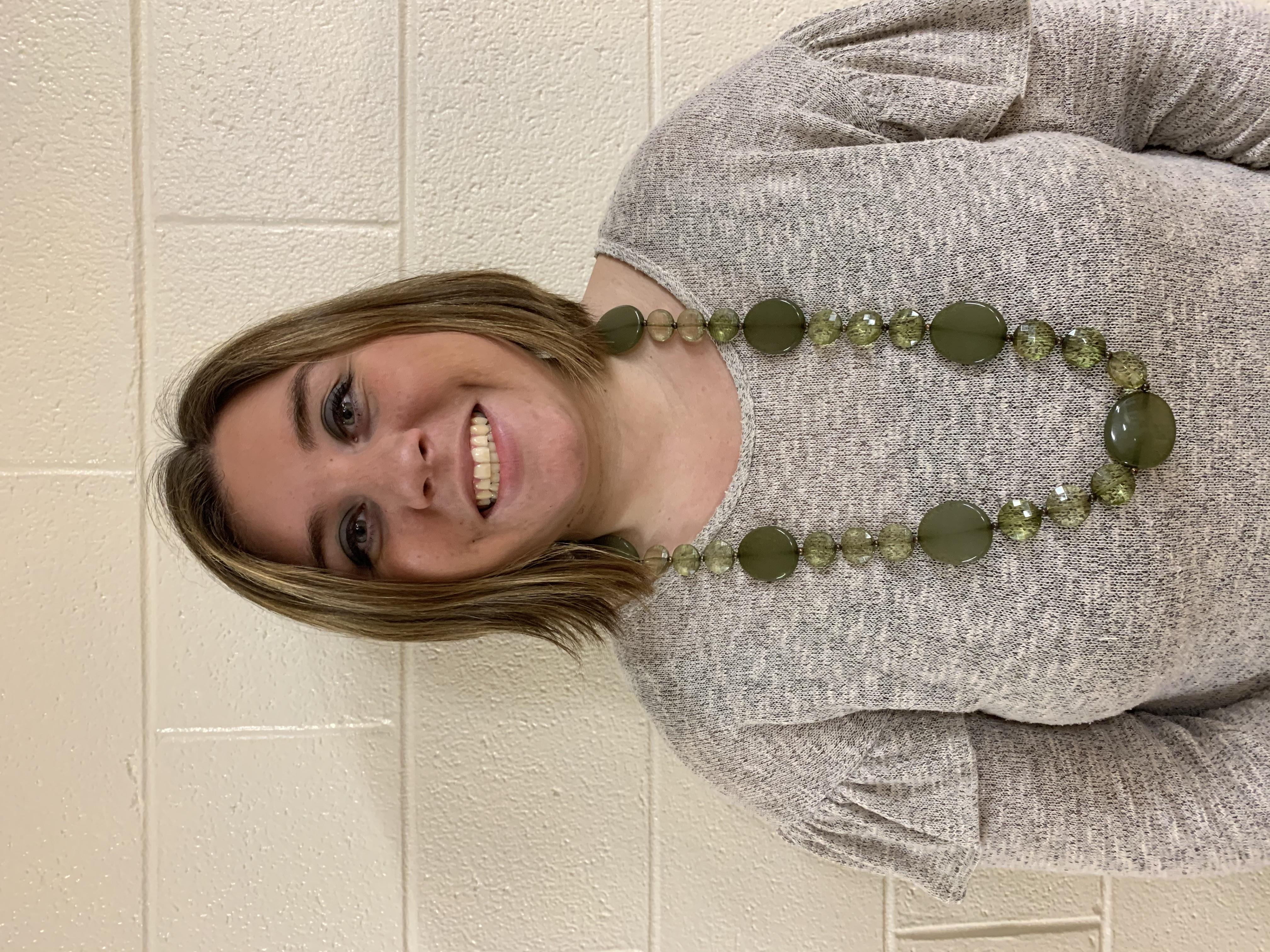 Miss Bree Wiley- 5th & 6th Grade Teacher