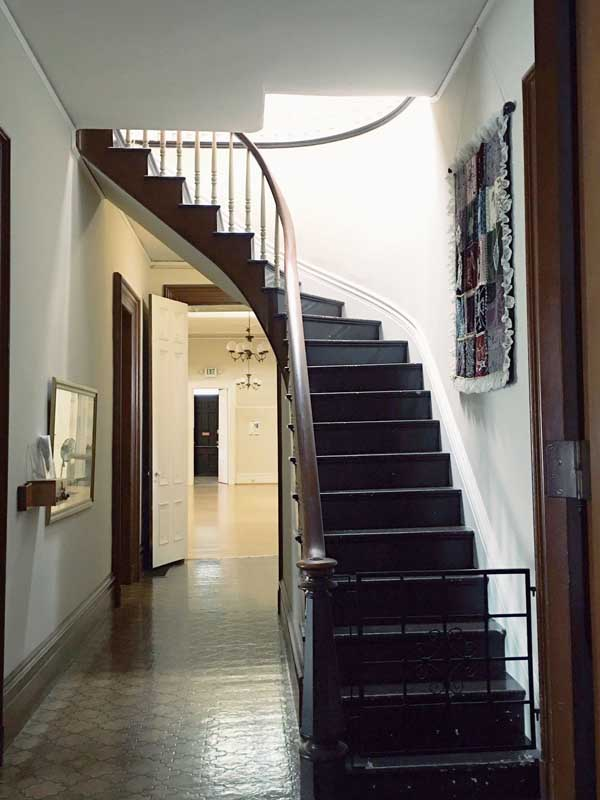 Rental Space Staircase