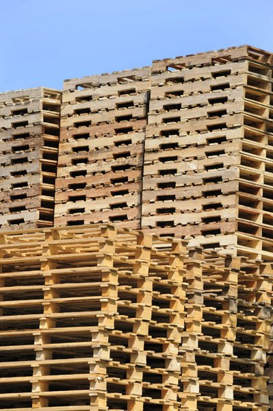 Stack of Pallets||||