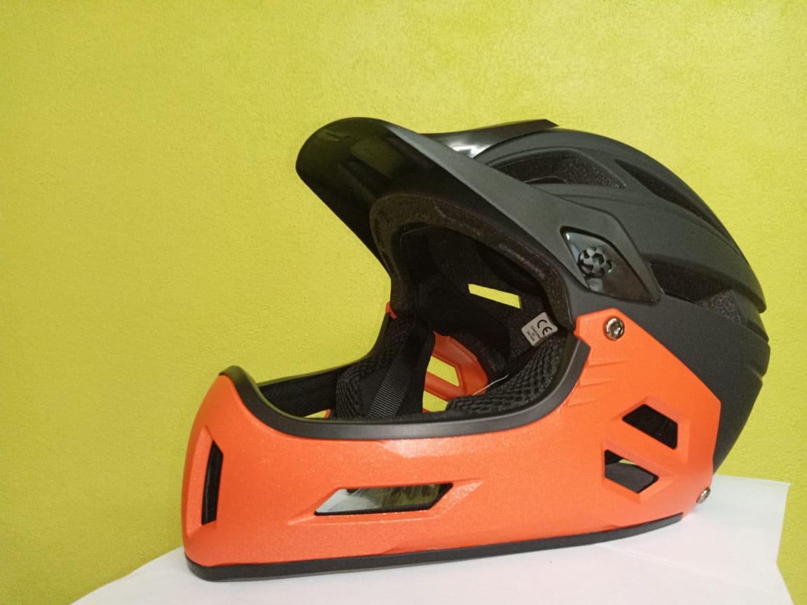 Casco BMX ultra ligero
