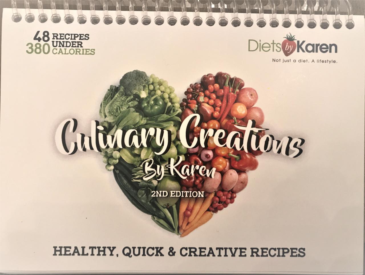 Culinary Creations by Karen Moreno