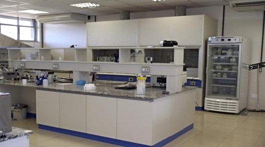 Reforma Laboratório CETESB