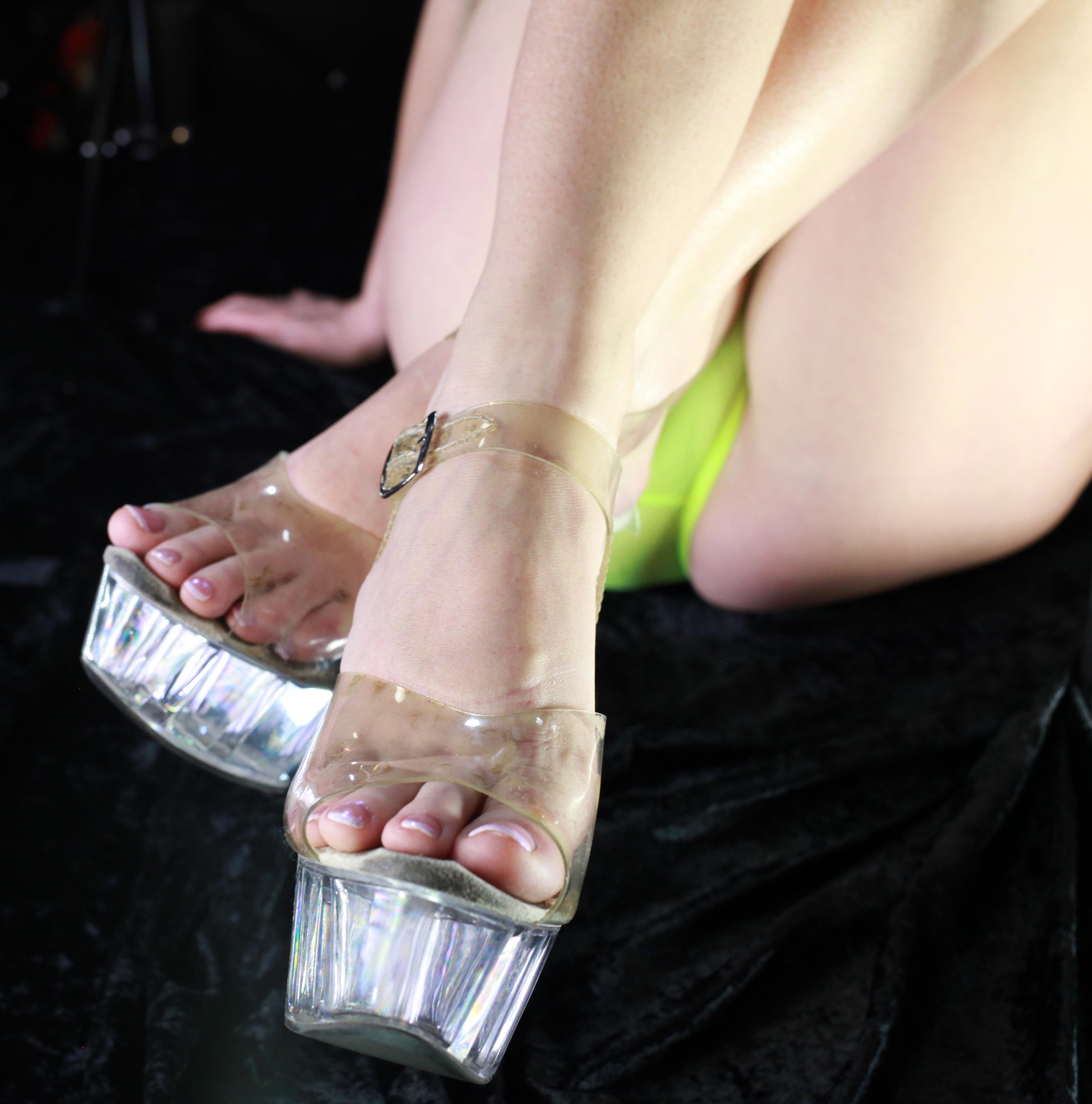 Romper & High Heels $150
