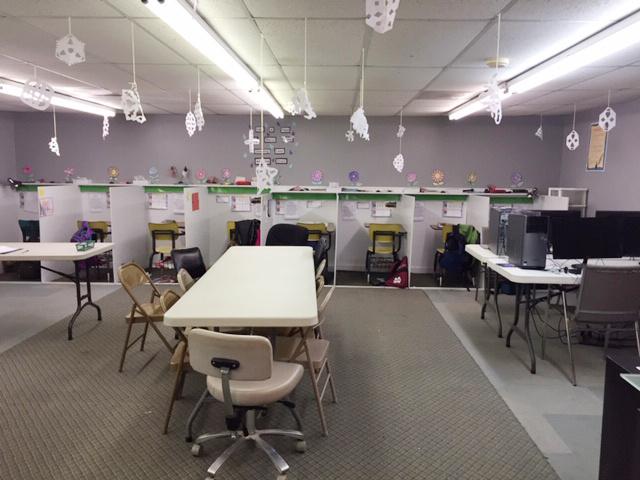 Faith Academy Classroom 2