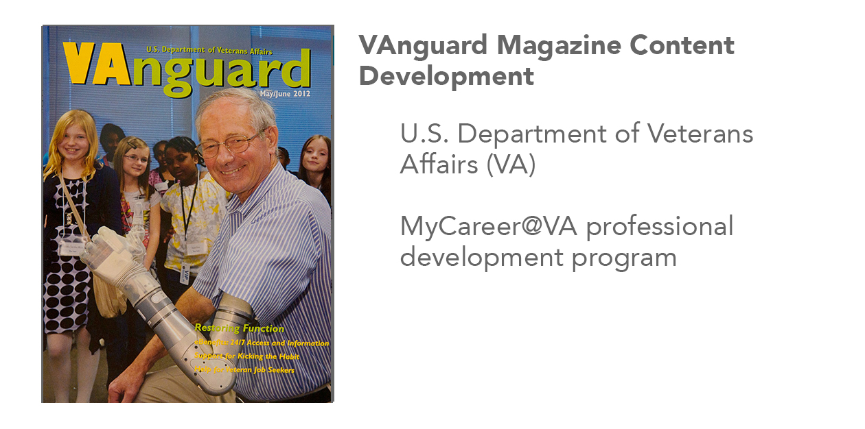 VAnguard Magazine Press/Media Relations