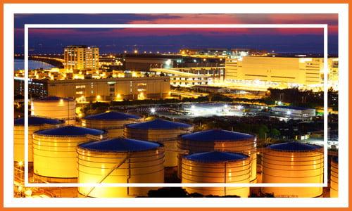 Fuel Tank In Cargo Service Terminal