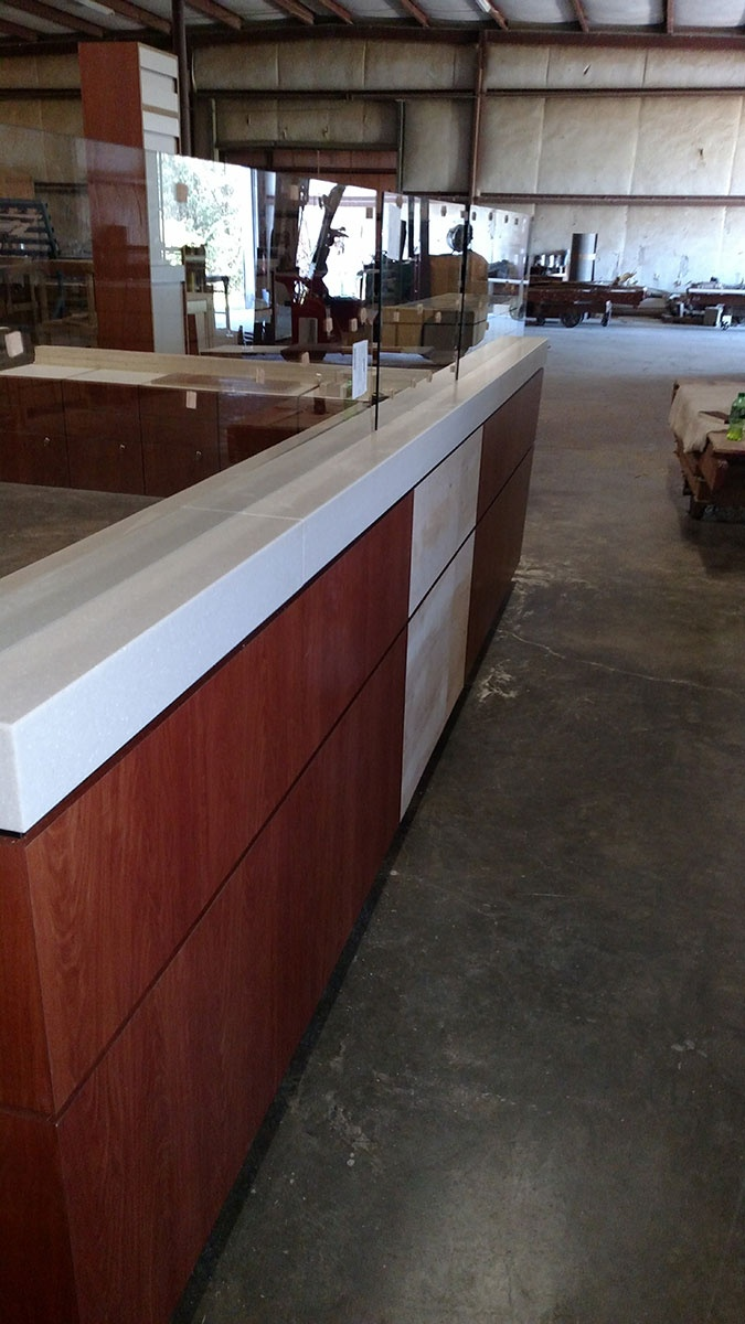 Stylish Commercial Countertop