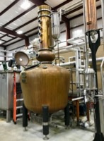 Kentucky Distillery Information