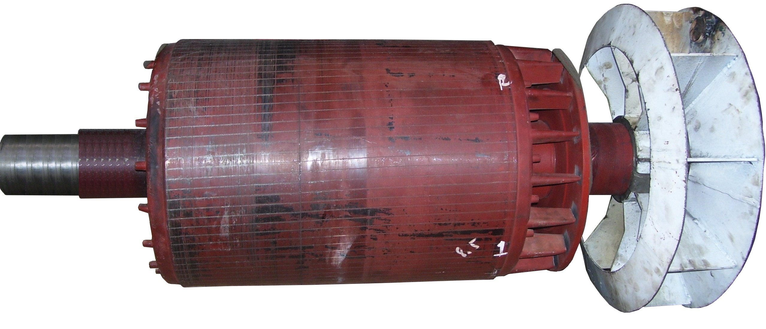 Rotores de Motor (desde 1 a 1000 HP)