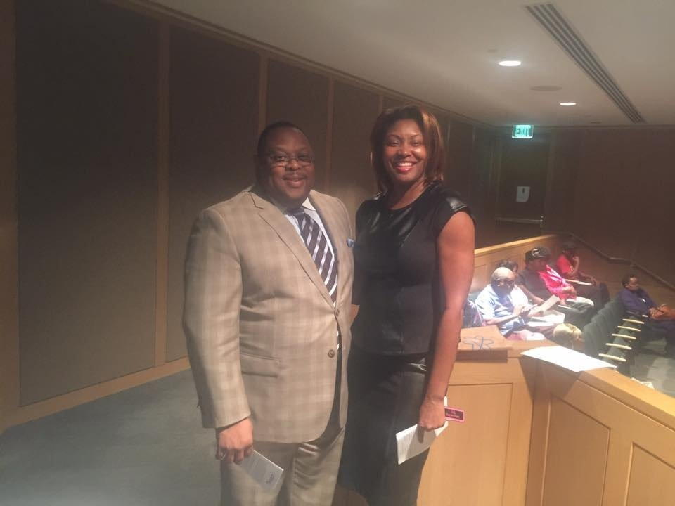 Judge Sparks And Tawanna Morton