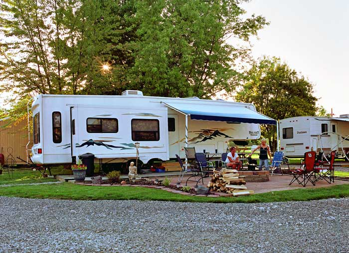 Recreational Vehicle Camp