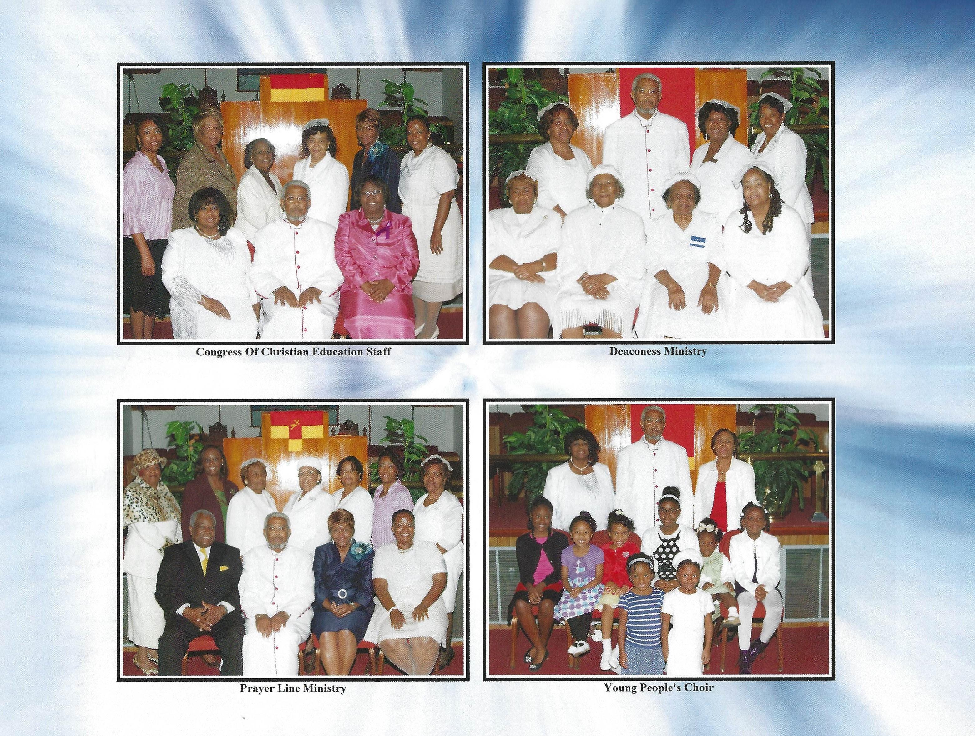 Church Ministries 1