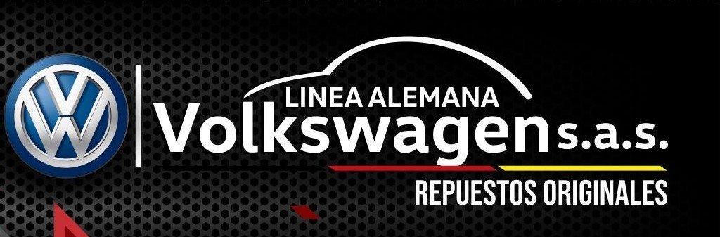 LINEA ALEMANA VOLKSWAGEN S.A.S. -  Repuestos Originales
