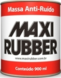 MASSA ANTI-RUÍDO AUTOMOTIVO MAXI RUBBER