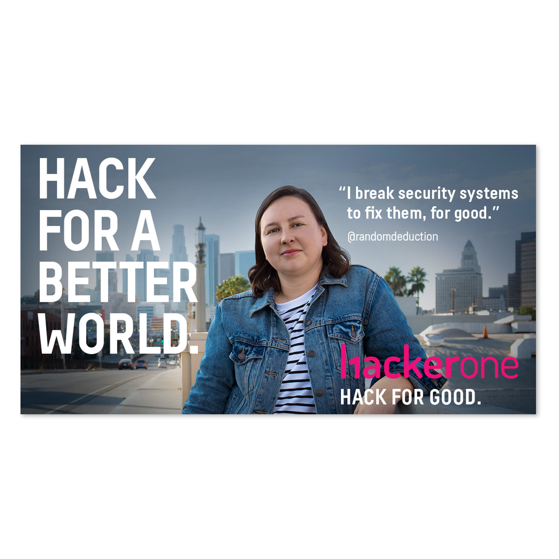 HackerOne LinkedIn Ad