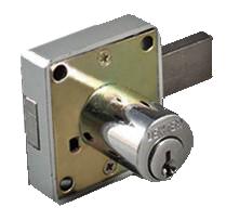 CER0039 Cerradura mueble CM-301 cañon largo llave alta seguridad