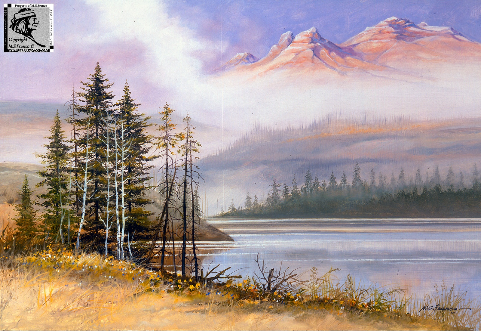 """  Rocky Mountain Paradise """